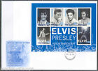 MICRONESIA ELVIS PRESELEY SHEET II FIRST DAY COVER