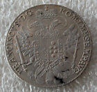 GERMANY NURNBERG CITY SILVER THALER,  CONVENTIONAL 1765 XF