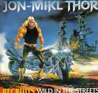 JON MIKL THOR – Recruits Wild In The Streets Vinyl LP MINT Cover: EX RARE