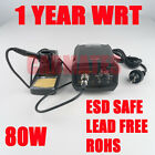 ATTEN SOLDERING IRON STATION AT980 80W LEAD FREE ESD safe 1 YEAR OZ WRT 240V