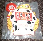 1996 101 Dalmations McDonalds Happy Meal Toy Lot of 4 - Lucky