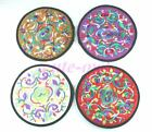 WHOLESALE 12PCS Round Multicolor CHINESE SILK CUSHION Reference Description