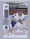 11-12 SP Game Used Ben Scrivens Rookie Card RC #111 Mint /699