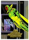 MARVEL MASTERPIECES 2008 SET 2--Avengers Foil Insert #A8: The Vision^^