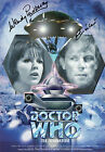 DR WHO - THE DOMINATORS double signed 12x8 - BRIAN CANT & WENDY PADBURY