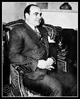Scarface Al Capone #2 Photo 8X10 - Chicago Mafia Mobster Buy Any 2 Get 1 FREE