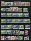Norfolk Island great lot of Mint stamps duplicated better items MS0827