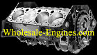 Chevy 383 STROKER SHORT BLOCK 520HP + ENGINE MOTOR SBC