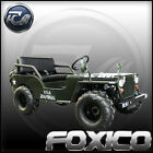125CC FOXICO BIG MUD WHEELS JEEP BUGGY GOKART 4 WHEELER QUAD ATV DIRT BIKE