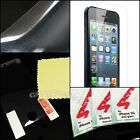 Diamond Glitter Anti-glare Clear Screen Cover Front Protector For iPhone 5 5G