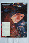 MIKE OLDFIELD - Earth Moving - 1989 Magazine Advertisment Poster