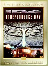 INDEPENDENCE DAY 2 DISC 5 STAR COLLECTION (2000) USED DVD LIKE NEW VIEWED ONCE