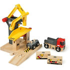 BRIO Freight Goods Station Wooden Train Engine Thomas compatible NEW 33280