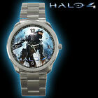 HALO 4 Video Game UNSC Xbox XBOX360 Master Chief Metal Sport Watch