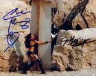Starcrash autographed 8x10 photo COA