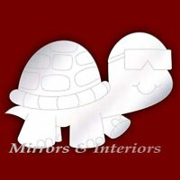 Personalised TURTLE Acrylic Mirror CHRISTMAS * Present * Gift * Stocking filler