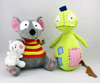 "New 9"" TOOPY And 4"" BINOO And 12"" PATCHY PATCH Set Plush Soft Toys"