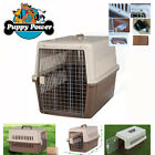 AIRLINE COMPLIANT PET CARRIER, CRATE, CATS & SMALL DOGS 58 X 37 X 35CM - SMALL