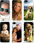 Personalized Photo iPhone 5 /5S Custom Picture on TPU Hard Case Cover