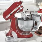 KitchenAid Stand Mixer tilt 5-QT rrk150ca Metal Bowl Artisan Tilt Red