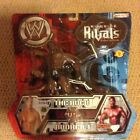 WWE WWF WCW ECW TNA JAKKS RINGSIDE RIVALS RAGING TEMPERS THE ROCK VS BOOKER T