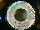 MINT/M- ORIG PRESSING SOUL 45~RUTH COPELAND~HARE KRISHNA/NO COMMITMENT~HEAR