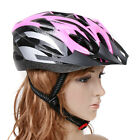 Bike Cycling Bicycle Adult Handsome Carbon Bicycle Helmet with Visor Pink