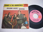 PICTURE SLEEVE Johnny & the Hurricanes Rocking Goose 1960 45rpm VG+