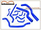 MITSUBISHI DSM ECLIPSE 90-94 MANUAL SILICONE RADIATOR HOSE KIT