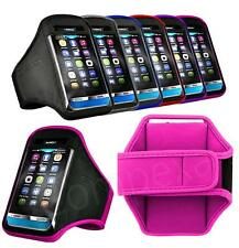 GYM Running Armband Sports Case Cover Holder + i-Headset For LG GM21 and Various