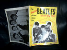 The Beatles 1963 Sheet Music SONG BOOK 1st Issue WORDS AND MUSIC FOR 7 SONGS