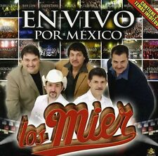 Los Mier - En Vivo Por Mexico [CD New]