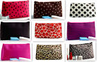 BRAND NEW WOMEN'S COSMETIC COIN CELLPHONE MAKEUP POUCH BAG PURSE