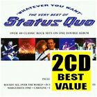 STATUS QUO Whatever You Want The Very Best Of 2CD NEW