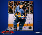 Marian Hossa SIGNED Thrashers 8X10 Photo -70423