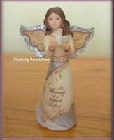 BELOVED FATHER SYMPATHY ANGEL FIGURE BY PAVILION ELEMENTS FREE U.S. SHIPPING