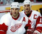 Brendan Shanahan & Steve Yerman 8x10 photo