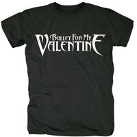 Bullet For My Valentine 'Logo' T-Shirt - NEW & OFFICIAL!