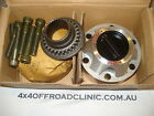 NISSAN PATROL GQ Y60 FORD MAVERICK FREE WHEEL HUB PAIR REPLACE BROKEN AUTO HUBS