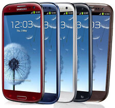 Samsung Galaxy S3 III SGH-I747 - 16GB - GSM UNLOCKED - Android Smartphone (A)