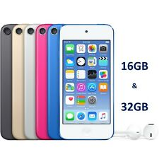 New Apple iPod Touch (16GB/32GB) 6th Generation 2015 5th LATEST MODEL 8MP Camera