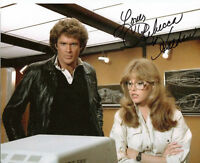 KNIGHT RIDER signed 10x8 Rebecca Holden as April Curtis