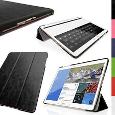 "PU Pelle Cover Smart per Samsung Galaxy Tab S 10.5 ""SM-T800 T805 STAND CASE"