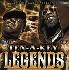 8BALL & MJG - TEN-A-KEY LEGENDS [CD NEW]