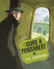 NEW Story of Crime and Punishment by A B Yehoshua Free Shipping