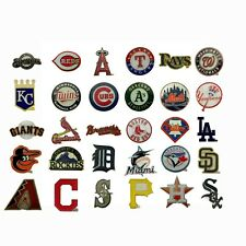 MLB Baseball Official Team Logo Lapel Pin Licensed Choose Team Most Available