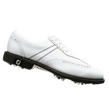 NEW FootJoy Men's Icon 52245 Golf Shoes - White - Mfr. Close-out!