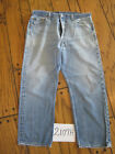 levi's 501 killer hege jeans used 40x30 2107H