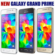 Samsung Galaxy Grand Prime G531H Unlocked Dual SIM Smartphone Gray White gold