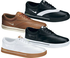 Nike Lunar Swingtip Leather Golf Shoes CLOSEOUTS Mens 533092 New - 3 Colors!